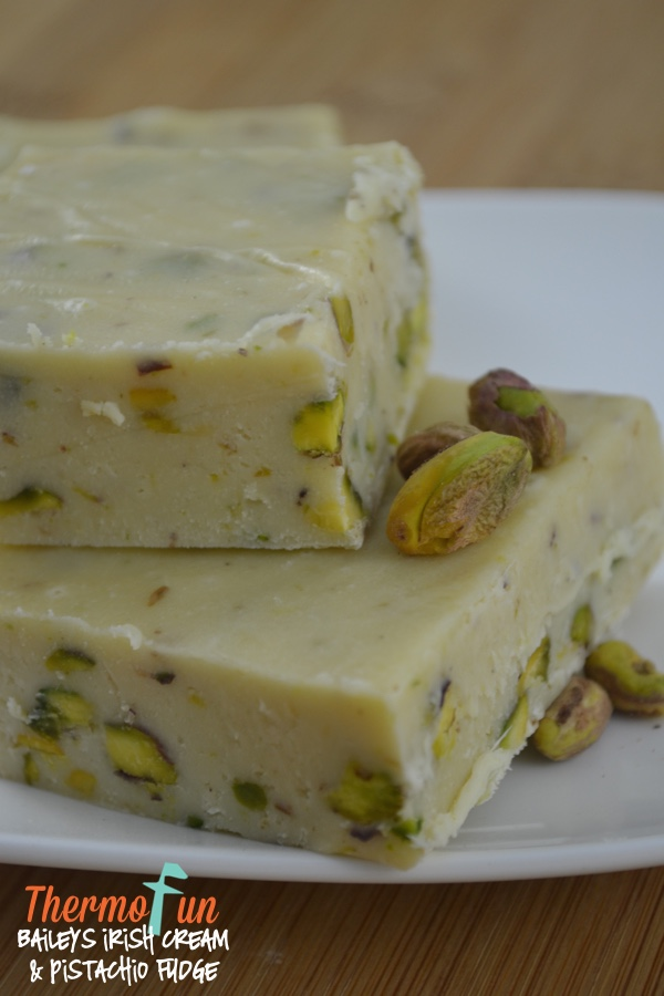 thermofun baileys irish cream pistachio fudge recipe thermofun thermomix recipes tips. Black Bedroom Furniture Sets. Home Design Ideas