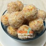 ThermoFun Apricot and White Chocolate Balls