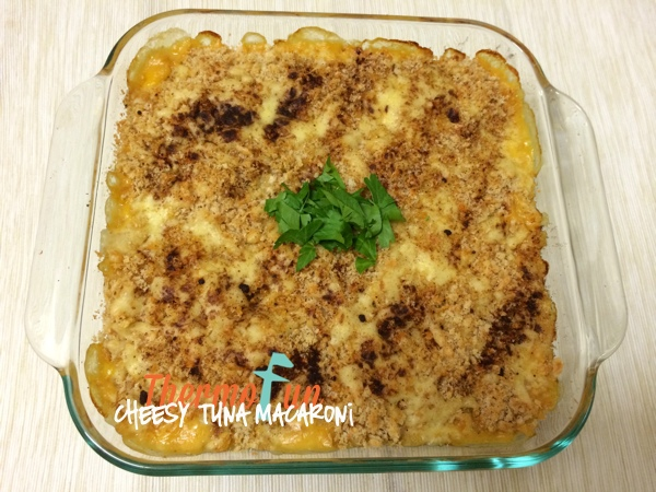 ThermoFun – Cheesy Tuna Macaroni Recipe