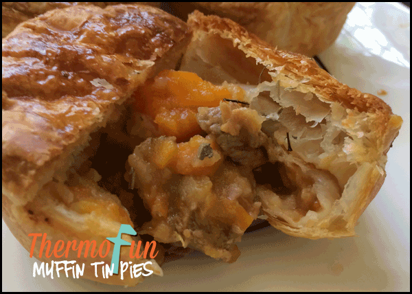 ThermoFun – Muffin Tin Pies Recipe