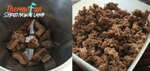 ThermoFun – Shredded/Minced Lamb – Everyday Basics