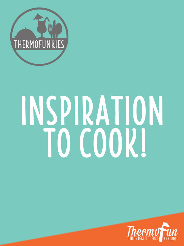 Inspiration to Cook!