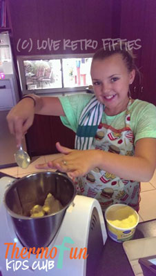 Kids Love Thermomix Too …