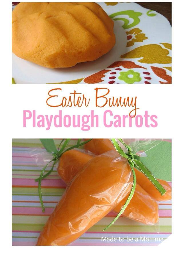 ThermoFun – Clever Easter Craft Play-dough Idea to do with, or for kids