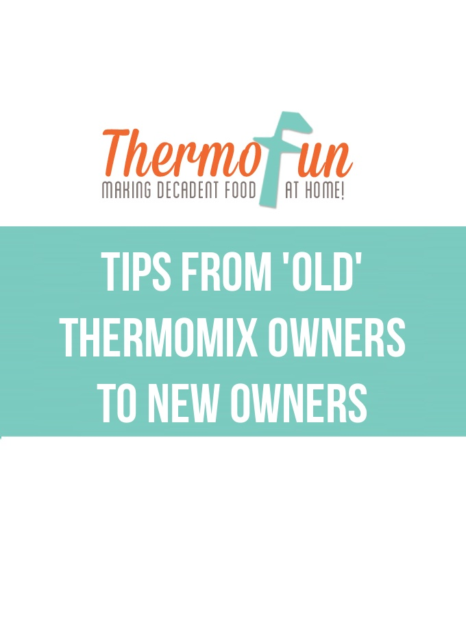 "ThermoFun – Tips from ""Old"" TM Owners to New Owners"