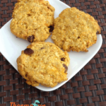 thermomixcarrotcookies