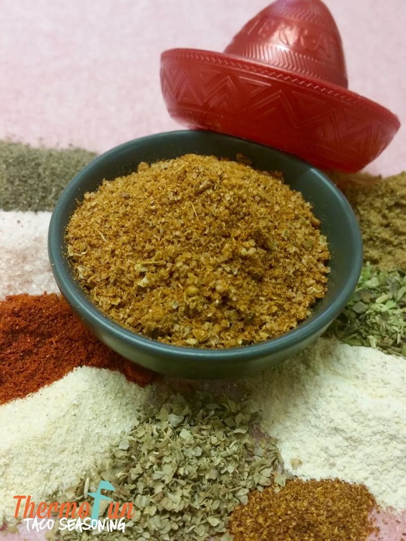 ThermoFun – Taco Seasoning Recipe