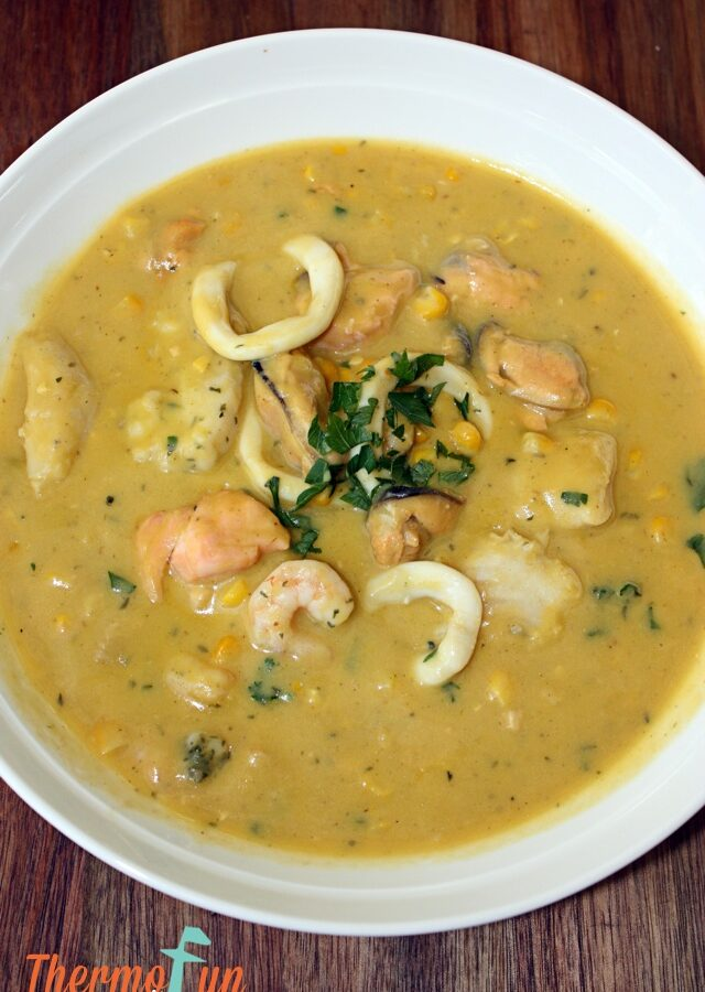 Seafood Chowder – Week 38, 2014