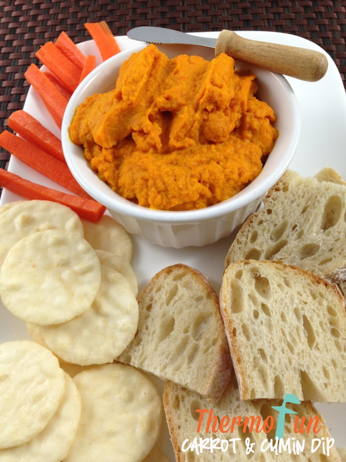 Carrot and Cumin Dip – Week 37, 2014