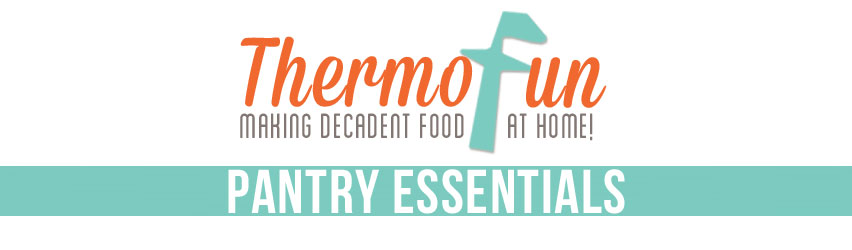 ThermoFun Thermomix Pantry Essentials