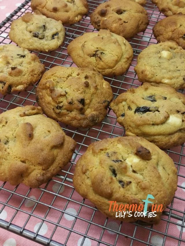 Lily's Cookies – Week 52, 2014