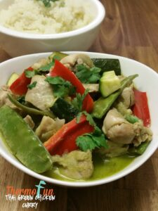 ThaiGreenChickenCurry