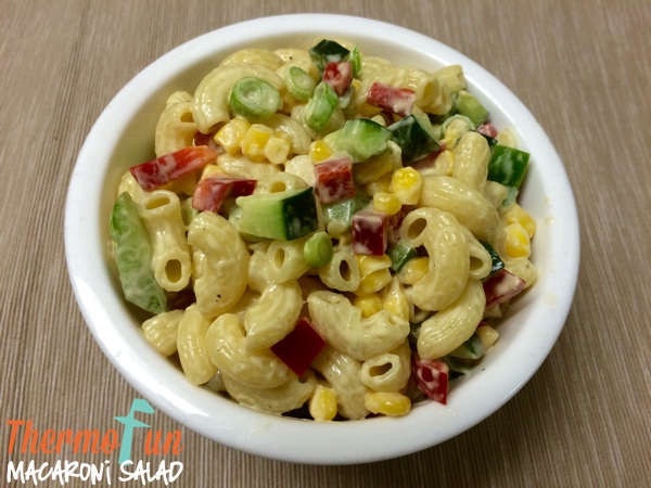 Macaroni Salad – Week 2, 2015