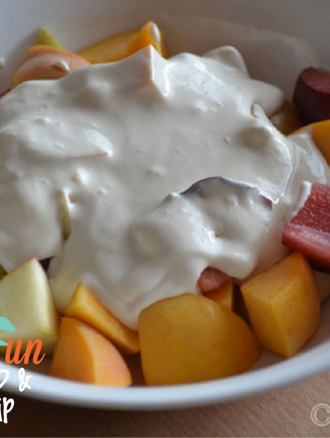 ThermoFun – Fruit Salad & Baileys Dip Recipe