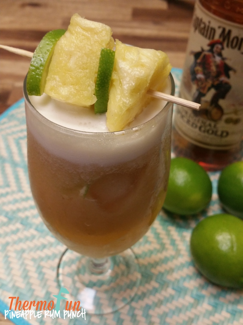 ThermoFun – Thirsty Thursday – Rum Punch Recipe