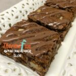 ThermoFun – Anzac and Macadamia Slice Recipe