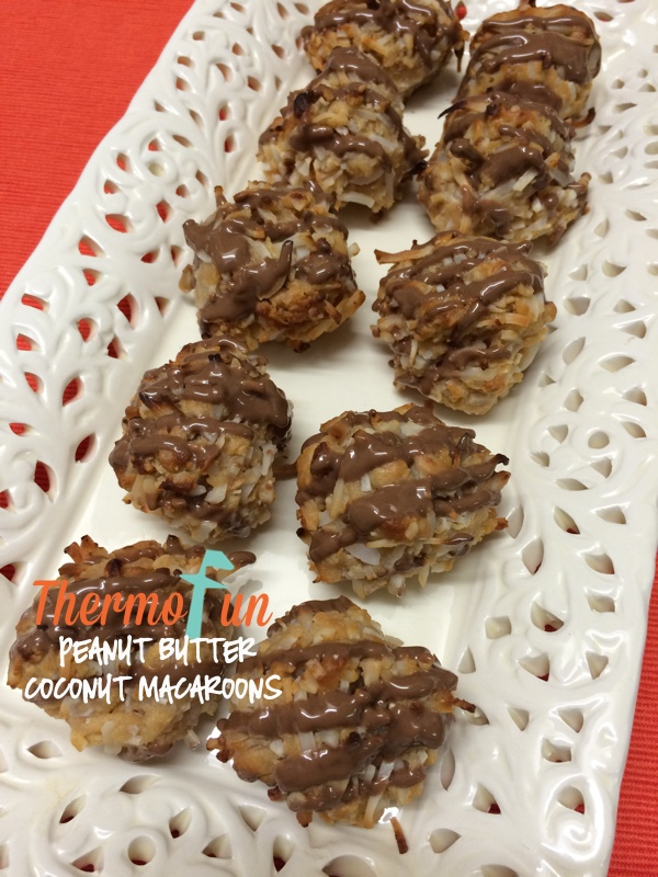 PeanutButterCoconutMacaroons