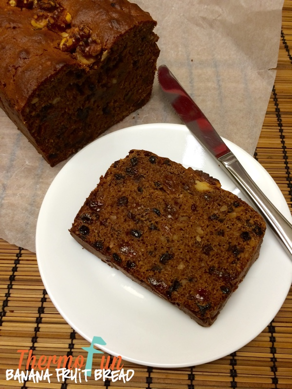 Banana Fruit Bread Recipe