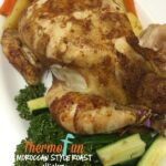 Moroccan Style Roast Chicken Recipe