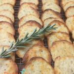 Rosemary and Parmesan Crackers Recipe