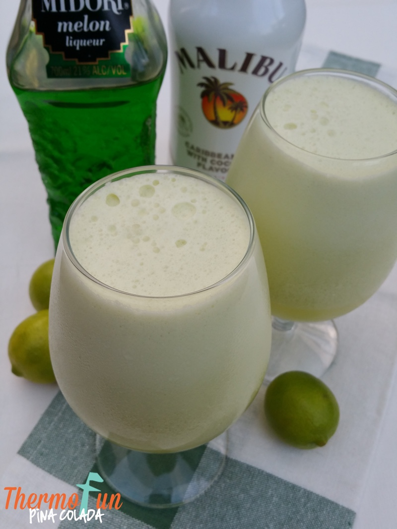 Thermomix Pina Colada - ThermoFun