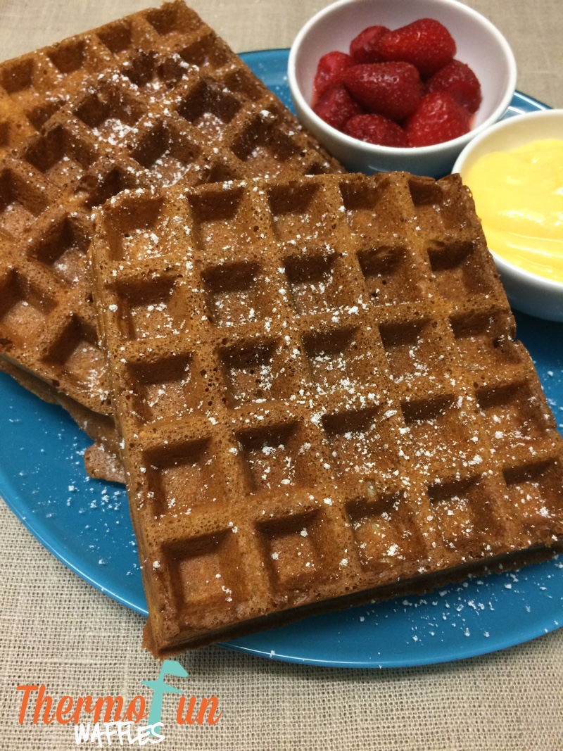 Thermomix Waffles | ThermoFun