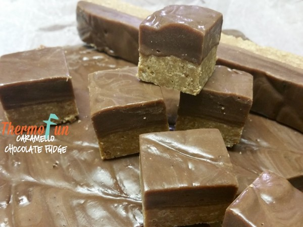 Wicked Wednesday – Caramello Chocolate Fudge Recipe