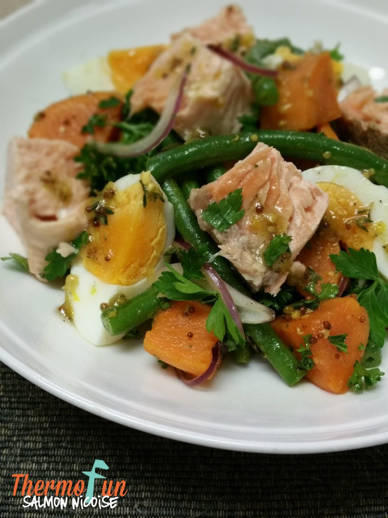Salmon Nicoise – Week 45, 2015