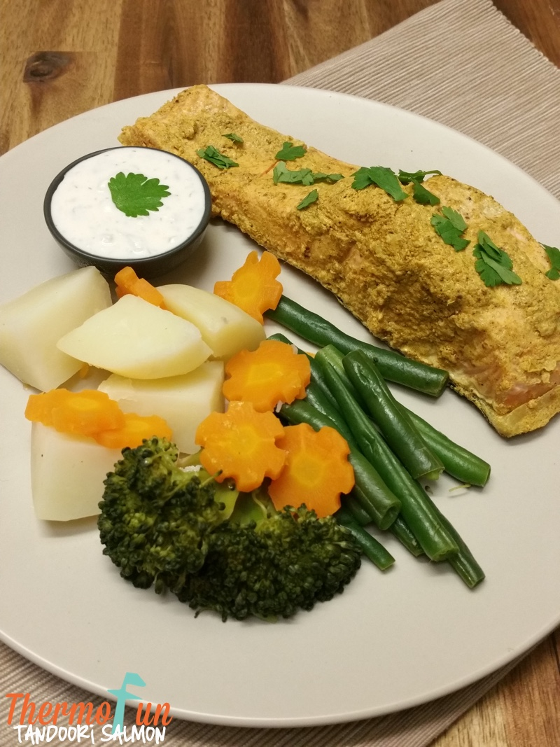 Tandoori Salmon – Week 47, 2015