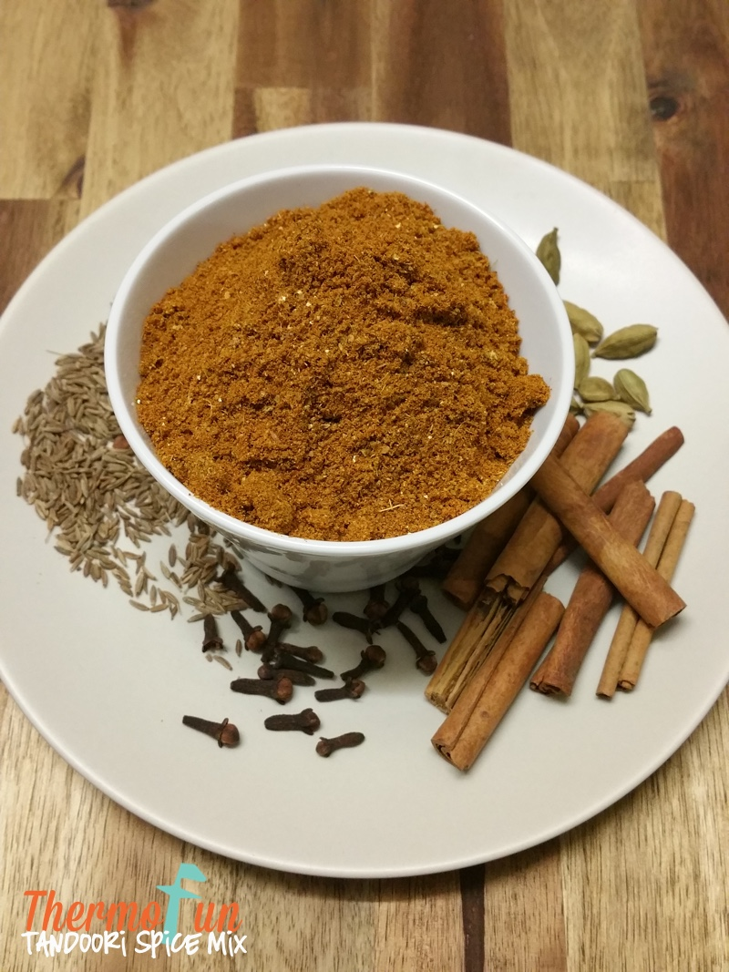 Tandoori Spice Mix Recipe