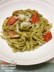 Thermomix Basil Pesto