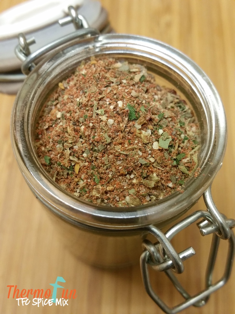 TFC Spice Mix Recipe