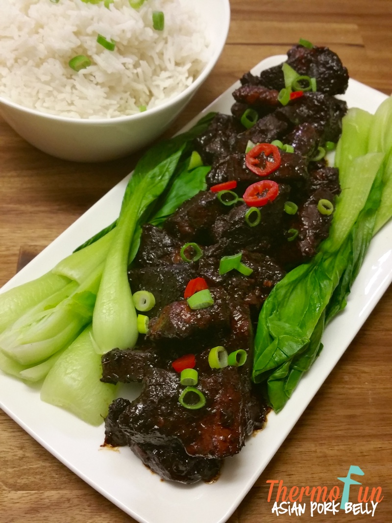 Chinese New Year – Asian Pork Belly