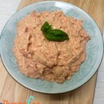 Thermomix Roasted Red Capsicum Dip - ThermoFun