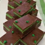 CremeDeMenthePeppermintBrownie