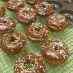 Thermomix Chocolate Baked Donuts - ThermoFun