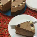Thermomix Chocolate Mousse Cheesecake