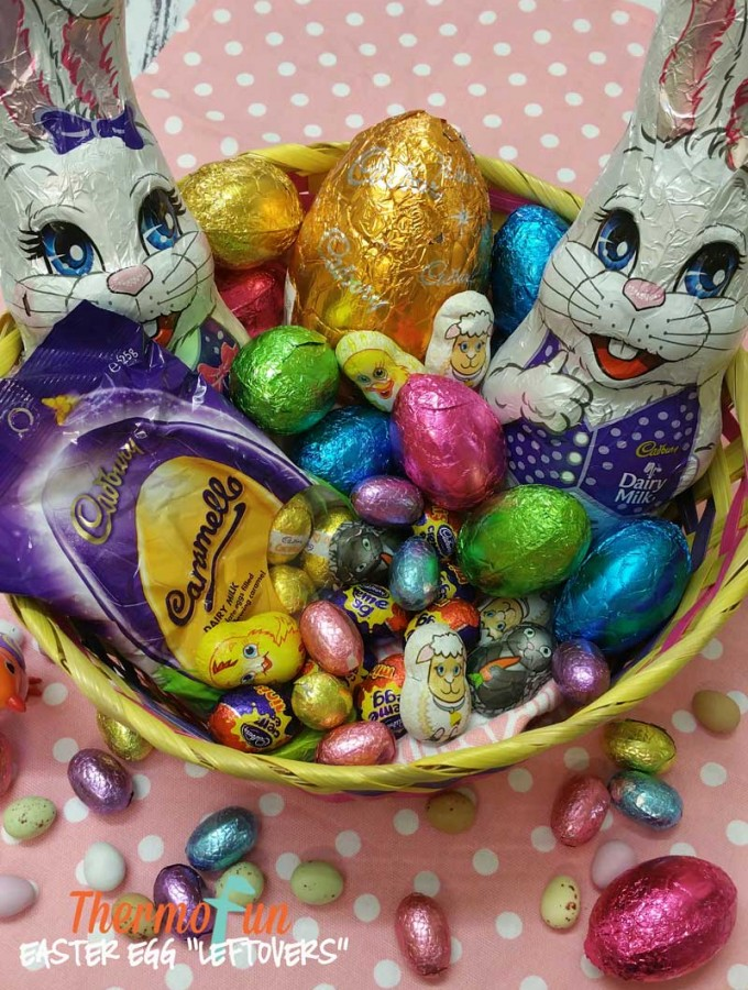 """Top 10 """"LeftOver"""" Easter Egg Recipes"""