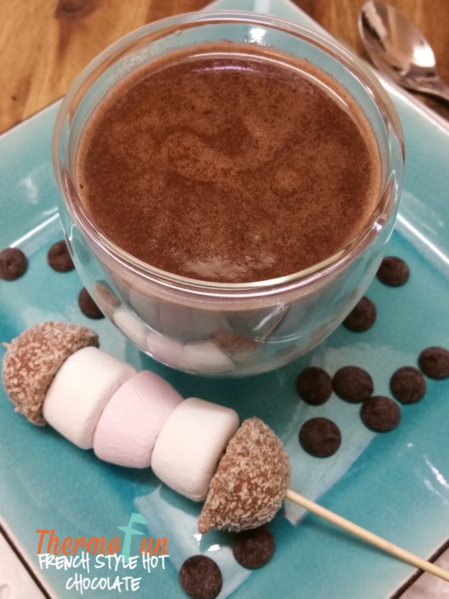 French Style Hot Chocolate – Thirsty Thursday – ThermoFun