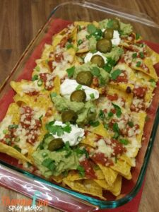 Thermomix Spicy Nachos
