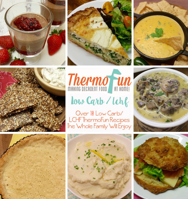thermomix low carb high fat