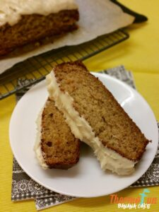 Banana Cake – KIDtastic Friday – ThermoFun