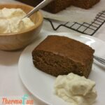 Thermomix Gingerbread Cake