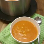 thermomix Sweet Potato Tomato And Chickpea Soup