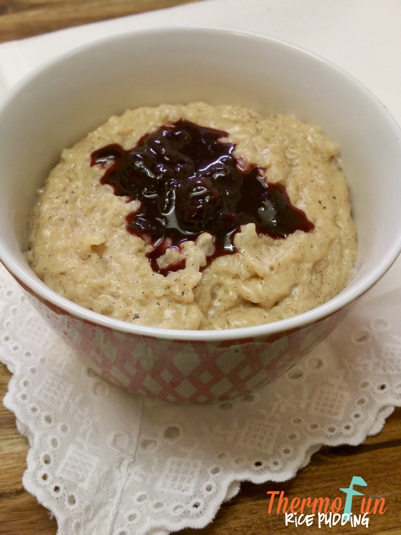 Thermomix Rice Pudding - ThermoFun | Thermomix Recipes & Tips