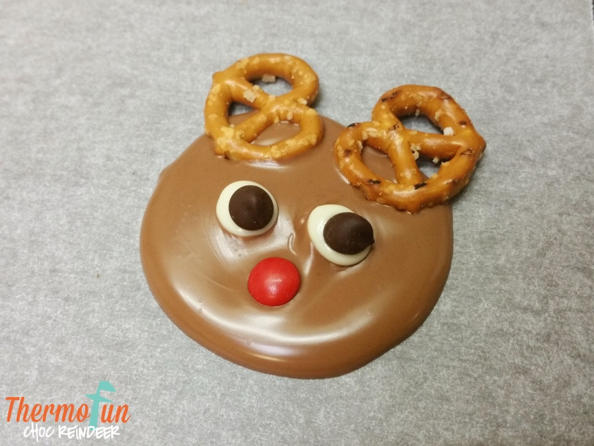 Chocolate Reindeer – ThermoFun