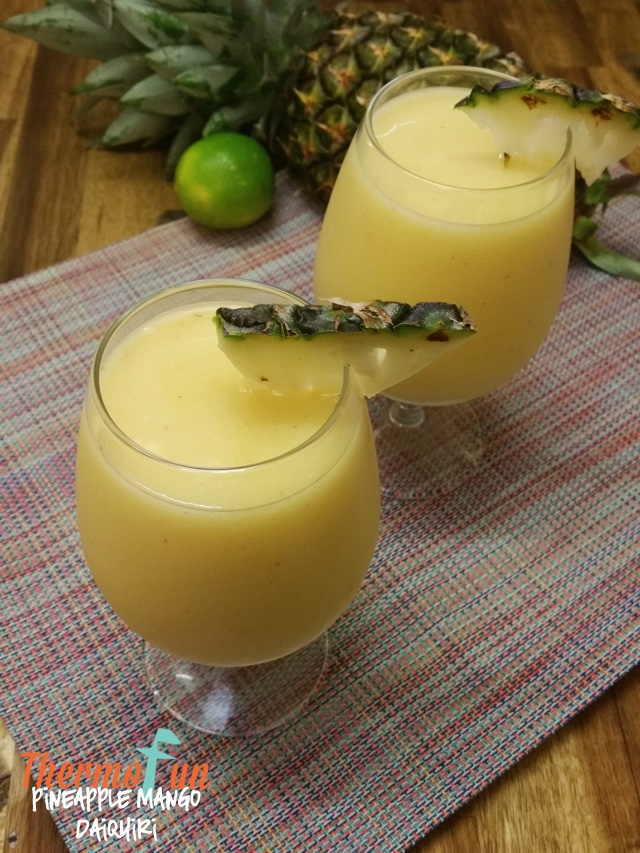 Pineapple Mango Daiquiri – Week 1, 2017