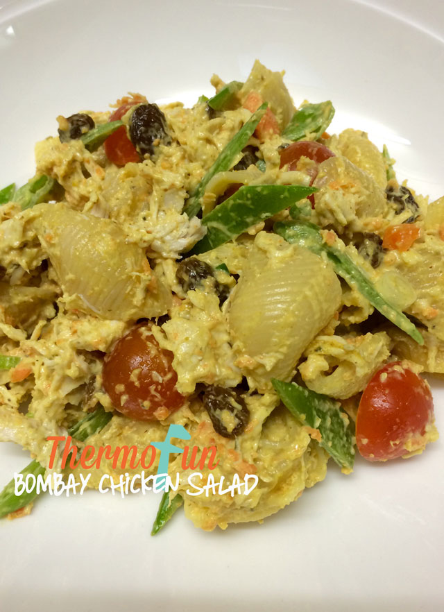 Chicken Bombay Salad, 2015