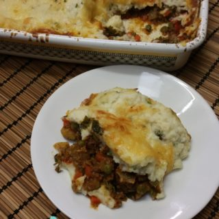 Curried Shepherds Pie – Week 16, 2017
