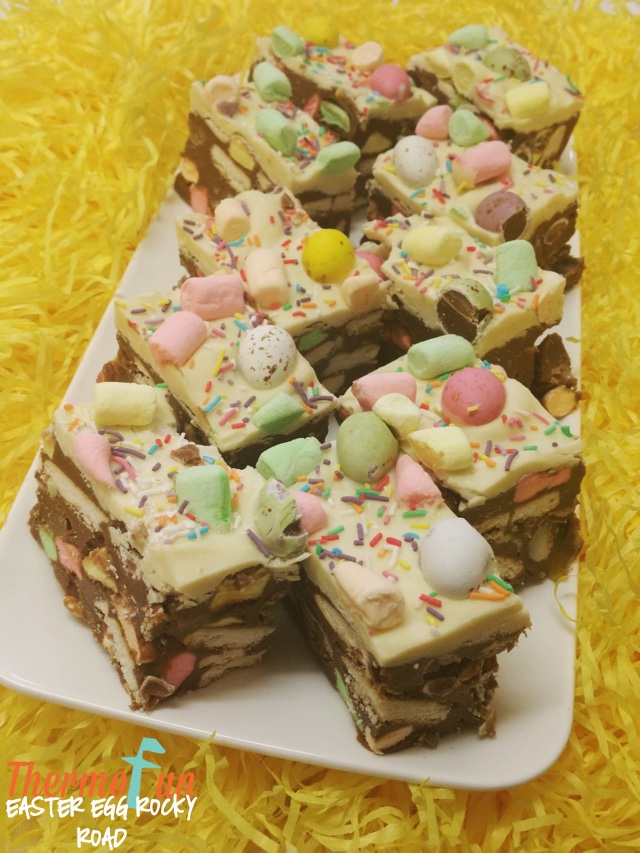 Easter Egg Rocky Road – Chocolate Lovers ONLY!